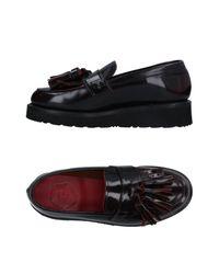 GRENSON - Brown Loafer - Lyst