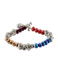 Otazu - Blue Bracelet - Lyst