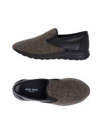 Antony Morato - Black Low-tops & Sneakers for Men - Lyst