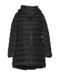 Annie P - Black Down Jacket - Lyst
