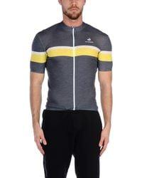Le Coq Sportif - Gray T-shirts for Men - Lyst