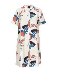 Guttha - White Short Dress - Lyst