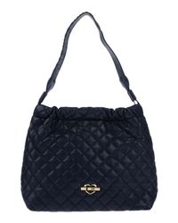 Love Moschino - Blue Shoulder Bag - Lyst