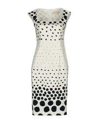 Roberta Scarpa - White Short Dresses - Lyst