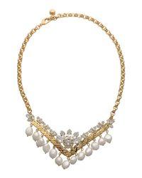 Shourouk - Metallic Necklaces - Lyst