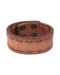 DSquared² - Brown Bracelet for Men - Lyst