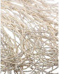 Brunello Cucinelli - Metallic Necklace - Lyst