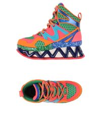 Marc By Marc Jacobs - Multicolor High-tops & Sneakers - Lyst