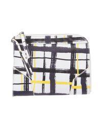 Pinko - White Handbag - Lyst