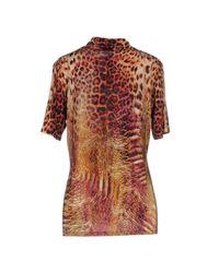 Angelo Marani - Multicolor T-shirt - Lyst