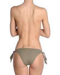 La Perla - Natural Bikini Bottoms - Lyst