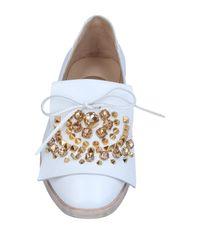 Premiata - Gray Low-tops & Sneakers - Lyst