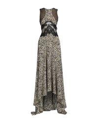 Stella McCartney - Black Long Dress - Lyst