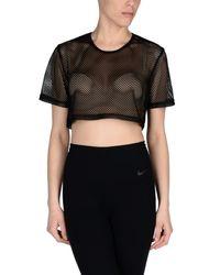 Beth Richards - Black T-shirts - Lyst
