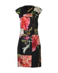 Vivienne Westwood Anglomania   Black Knee-length Dress   Lyst