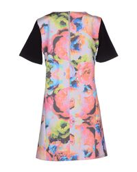 Finders Keepers - Multicolor Short Dress - Lyst
