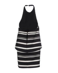 Finders Keepers - Black Short Dress - Lyst
