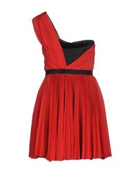 Jason Wu - Black Short Dress - Lyst