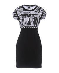 KTZ - Black Short Dress - Lyst