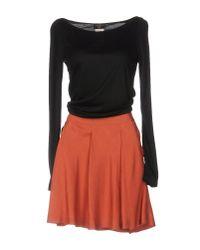 Alviero Martini 1A Classe | Black Knee-length Dress | Lyst