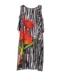 Clover Canyon | Black Short Dress | Lyst