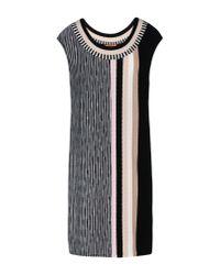 Missoni - Black Dress - Lyst