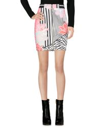 Versace Jeans Multicolor Mini Skirt