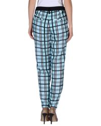 Emma Cook - Blue Casual Pants - Lyst