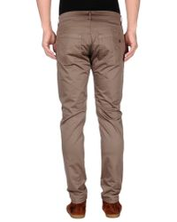 Dondup - Natural Casual Pants for Men - Lyst