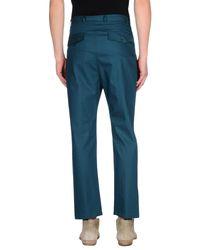 CAMO - Blue Casual Pants for Men - Lyst