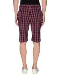 Jaggy - Black Bermuda Shorts for Men - Lyst