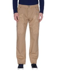 Jeckerson - Brown Casual Trouser for Men - Lyst