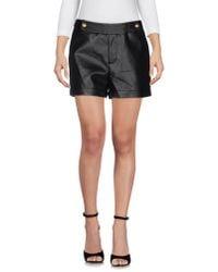 SuperTrash - Black Shorts - Lyst