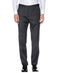 Incotex - Black Casual Trouser for Men - Lyst