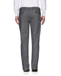 Macchia J - Gray Casual Pants for Men - Lyst