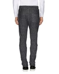 Obvious Basic - Gray Casual Pants for Men - Lyst