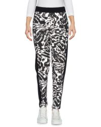 Converse | Black Global Fit Printed Knit Leggings | Lyst