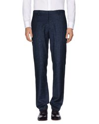 Theory - Blue Casual Pants for Men - Lyst