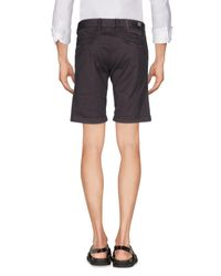 Sun 68 - Gray Bermuda Shorts for Men - Lyst