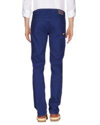 Jeckerson   Blue Casual Trouser for Men   Lyst