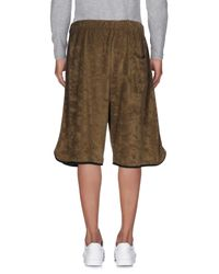 Berna - Green Bermuda Shorts for Men - Lyst