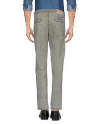 Squad² - Gray Casual Pants for Men - Lyst