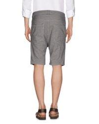 Imperial - Black Bermuda Shorts for Men - Lyst