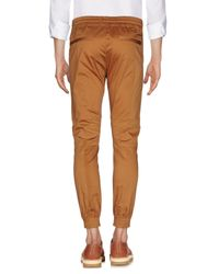 Stampd | Brown Casual Pants for Men | Lyst