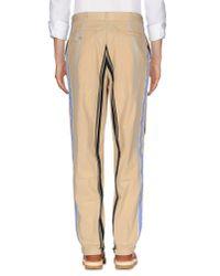 Comme des Garçons - Natural Casual Pants for Men - Lyst