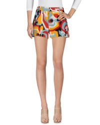 DSquared² - Red Shorts - Lyst