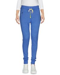Sundry - Blue Casual Trouser - Lyst