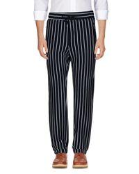 Dondup - Blue Casual Trouser for Men - Lyst