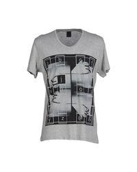 Jijil - Gray T-shirt for Men - Lyst