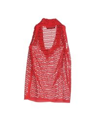 Gianluca Capannolo - Red Top - Lyst